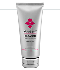 AceLift Neck Skin Care Cleanser for Long Island and Manhattan, NYC