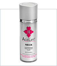 AceLift Neck Cream Skin Care for Long Island and Manhattan, NYC