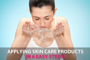 6 Easy Steps for Applying Your Skin Care Products in Proper Order Manhattan & Long Island New York | Cosmetique MD